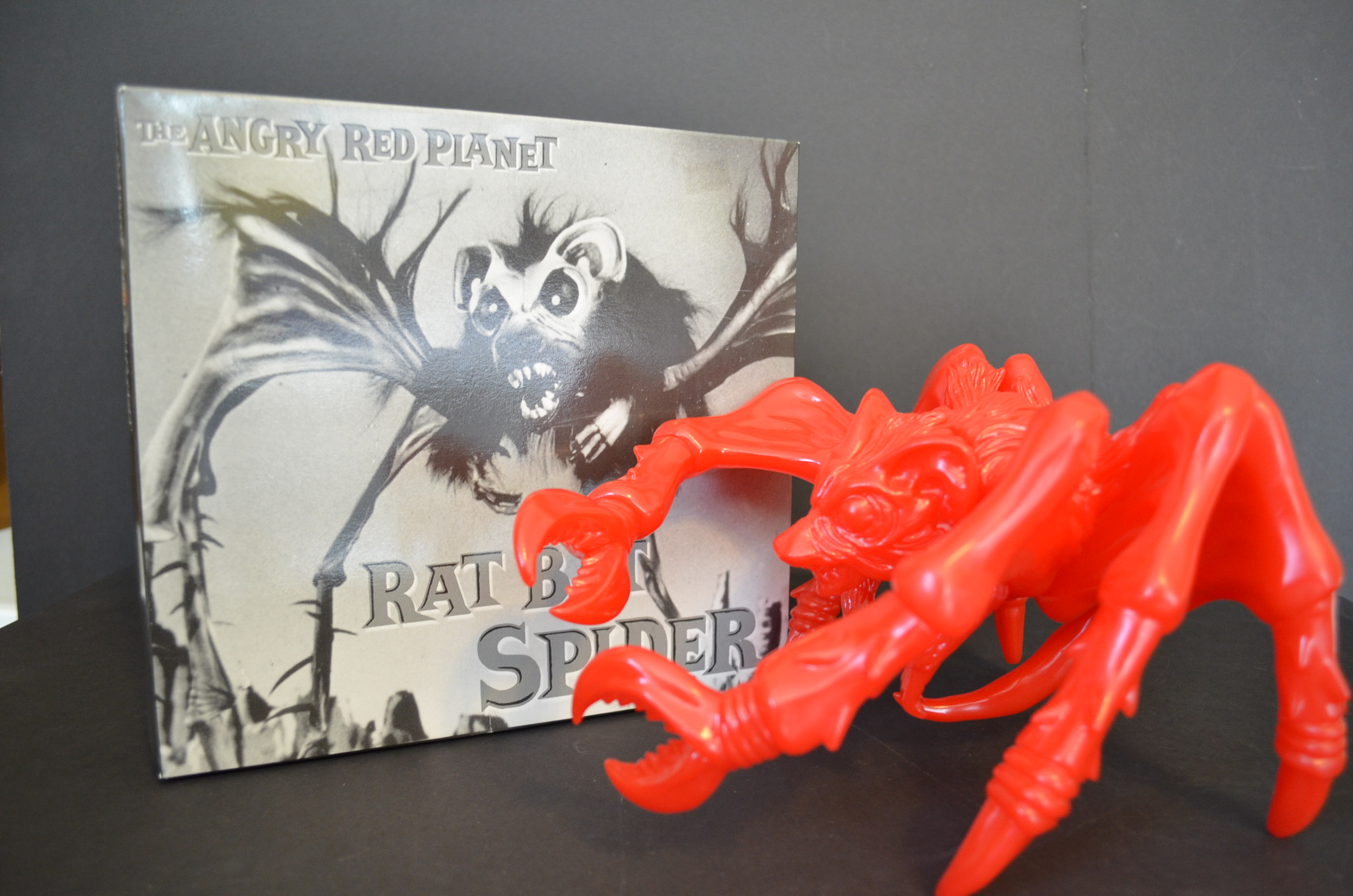 M1 Club Daikaiju Bat Rat Spider From Angry Red Planet