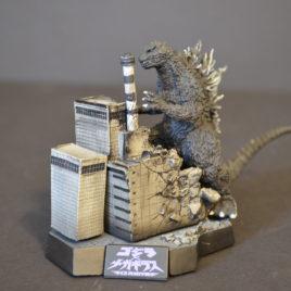 Yuji Sakai Diorama 2 Godzilla 2000 Godzilla vs Megagurius Special Limited Edition