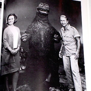 SFX the Making of Godzilla 1984 Rare Behind the Scenes Book