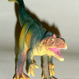 ALLOSAURUS FIGURE BY FAVORITE CO