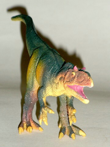 Allosaurus Figure by Favorite Co. of Japan
