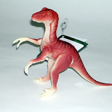 Happinet Velociraptor Dinosaur Toy Figure