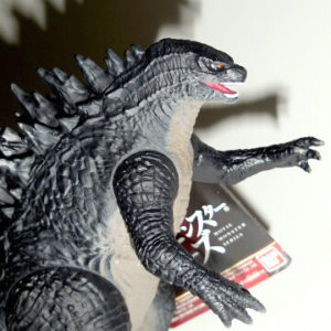 Movie Monster Series Godzilla Action Figure 2014 Bandai