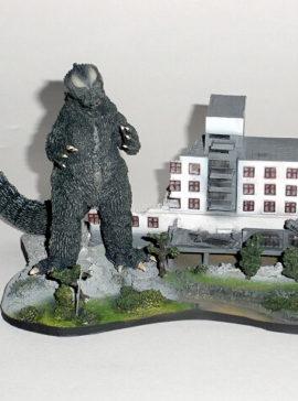 Godzilla Dioramas