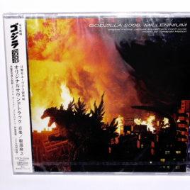 Godzilla 2000 sound track