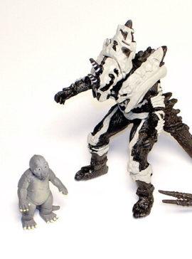 Godzilla Hyper Figures