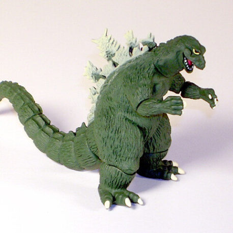 Godzilla Chronicles 1 High Grade Godzilla 1962 Figure