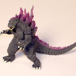 Godzilla Chronicles # 1 High Grade Godzilla 2000 FIGURE