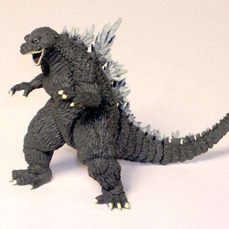 Godzilla Chronicles # 1 High Grade Godzilla 2002 FIGURE