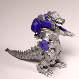 Godzilla Chronicles 2 High Grade MechaGodzilla 2002 Figure