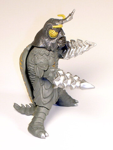 Godzilla Chronicles 2 High Grade Megalon Figure Rare