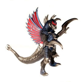 Movie Monster Series Gigan Action Figure 2005 Mint with Tag