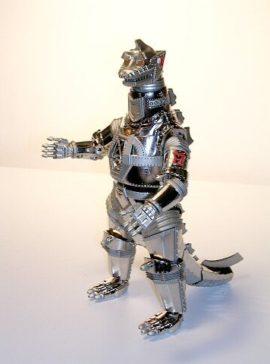 Godzilla Diecast Figures