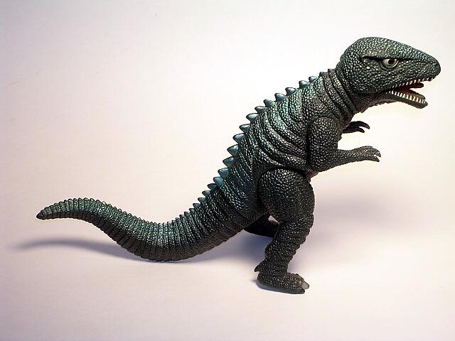 Godzilla 1993 Toys Gorosaurus Figure 1993...