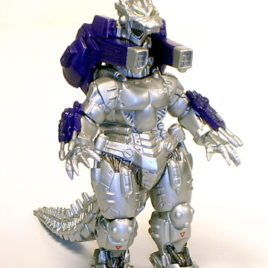 Godzilla High Grade Set 9 MechaGodzilla 2003 Figure