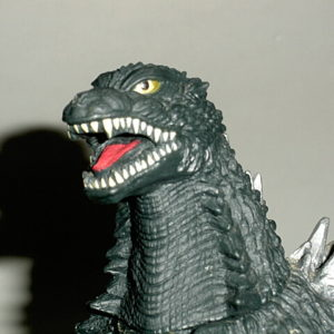 Godzilla 2002 Action Figure