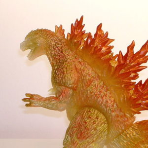 Godzilla 2001 from G vs Megaguirus Theater Exclusive Figure