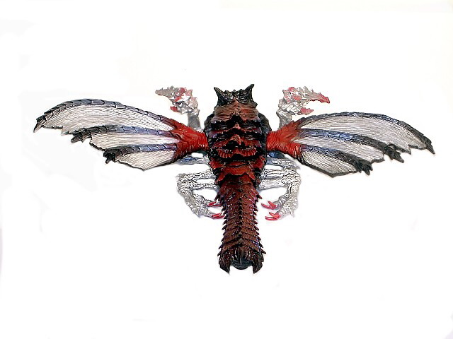 Godzilla 2000 Megaguirus Theater Only Figure with Tag ...