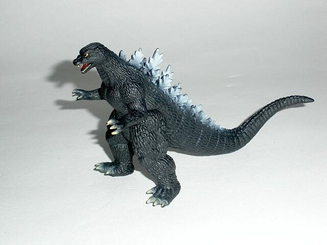Godzilla 2005 Toys Hyper Godzilla Figure ...