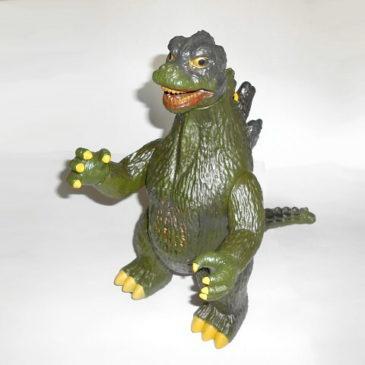 Jumbosaurus Godzilla by Popy 1978 Mint in Box