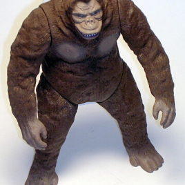 King Kong Figure Bandai 1993 Excellent Condition