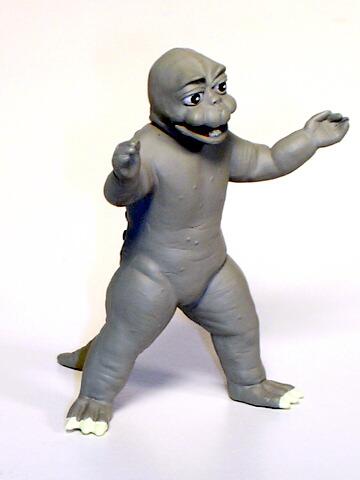 Godzilla High Grade Set 6 Minya 1967 Figure Rare
