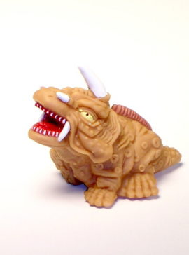Gamera Super Deformed Figures