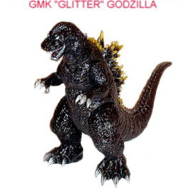 GMK Limited Edition Glitter Godzilla Figure 2001-2002
