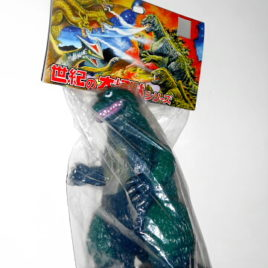 San Diego Comic-Con Godzilla Action Figure 1962 Mint in Bag 2001