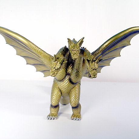 Movie Monster Series King Ghidorah Action Figure 2005