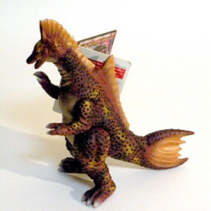 Movie Monster Series Titanosaurus Figure with 2002 Tag Rare