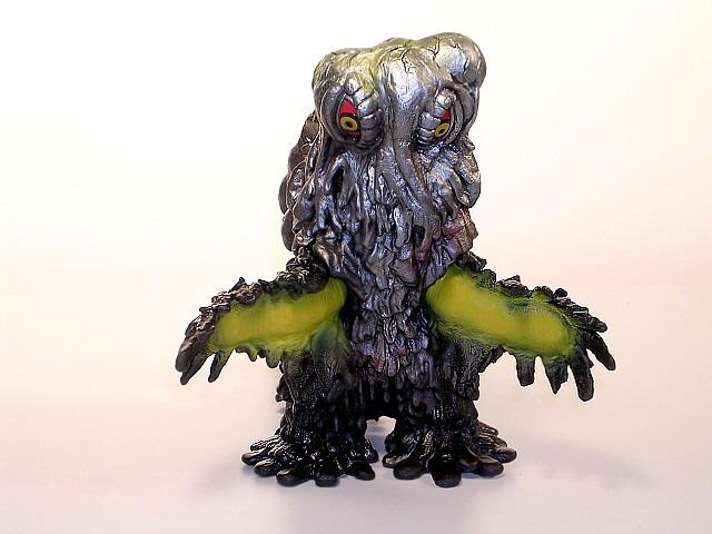 Movie Monster Series Smog Monster Hedorah Action Figure