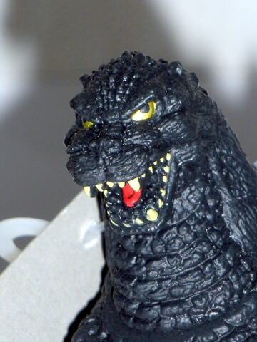 Godzilla 2005 Toys Movie Monster Series 1...