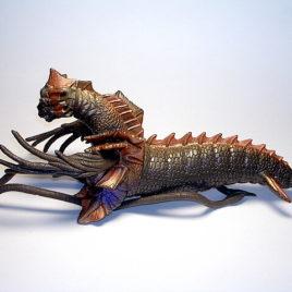 Yamato Takeru Sea Monster Figure