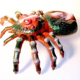 Vinyl Paradise Red Eye Kumonga Figure by Marmit VP94