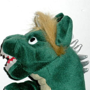 Plush Gabera the Bully Monster 1967 Godzilla's Revenge