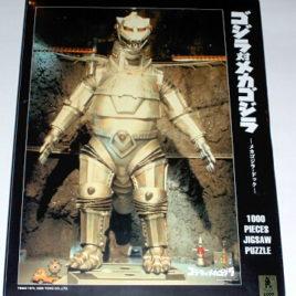 MechaGodzilla 1974 Puzzle 1000 Piece Marmit