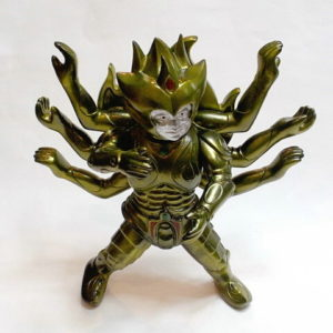 Takemajin Guilala Figure G-8 Summit Rare Gold 2008
