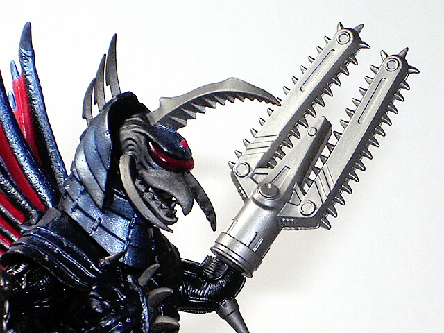 Ultimate Godzilla Figure Collection 2 Power Up Chainsaw ...