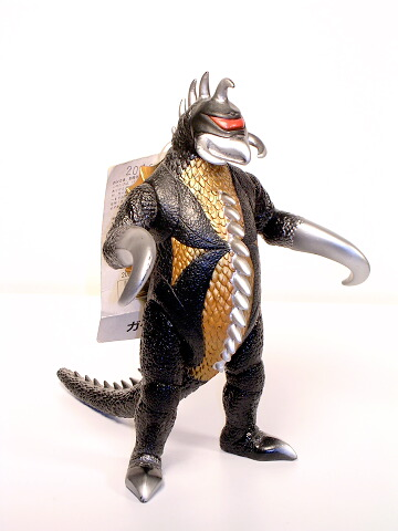 Gigan Figure 1972 Bandai 1989 Vintage With Tag Excellent