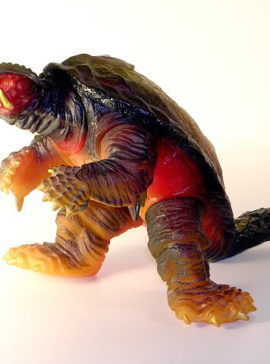 Gamera Action Figures