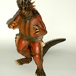 X PLUS Varan Figure the Unbelievable Mint in Box 30 CM Series