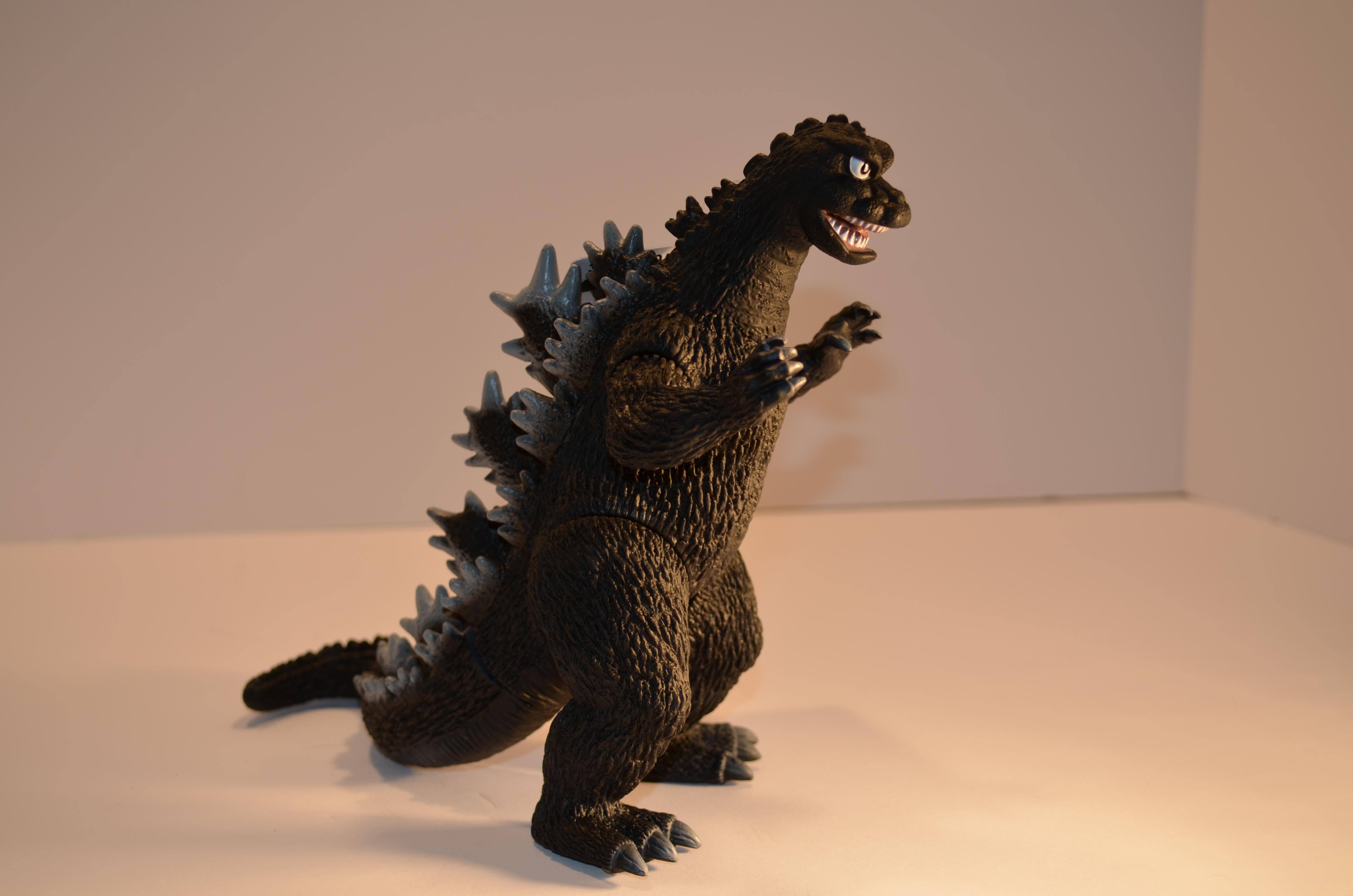 Godzilla 1968 Bandai Ex Series 2015 Mint With Tag