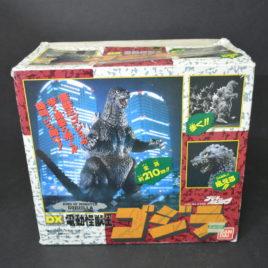 DX Godzilla 1993 Figure Walking Roaring in Box