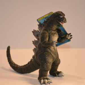 Bandai Japan Rare Godzilla Mint with Tag