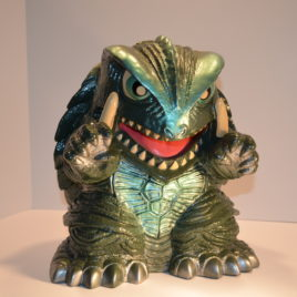 Huge Gamera Bank Yutaka 1995 New in Box