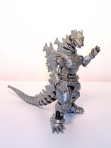 Banpresto MechaGodzilla 2004 Figure in Box