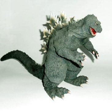 Museum Godzilla Figure 1962 by Popy Co. 2004
