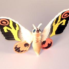 Mothra Hyper Figure 2004