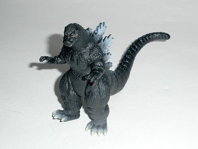 Godzilla 1989 Hyper Figure Cho Kessen Series 2005 No Box ...
